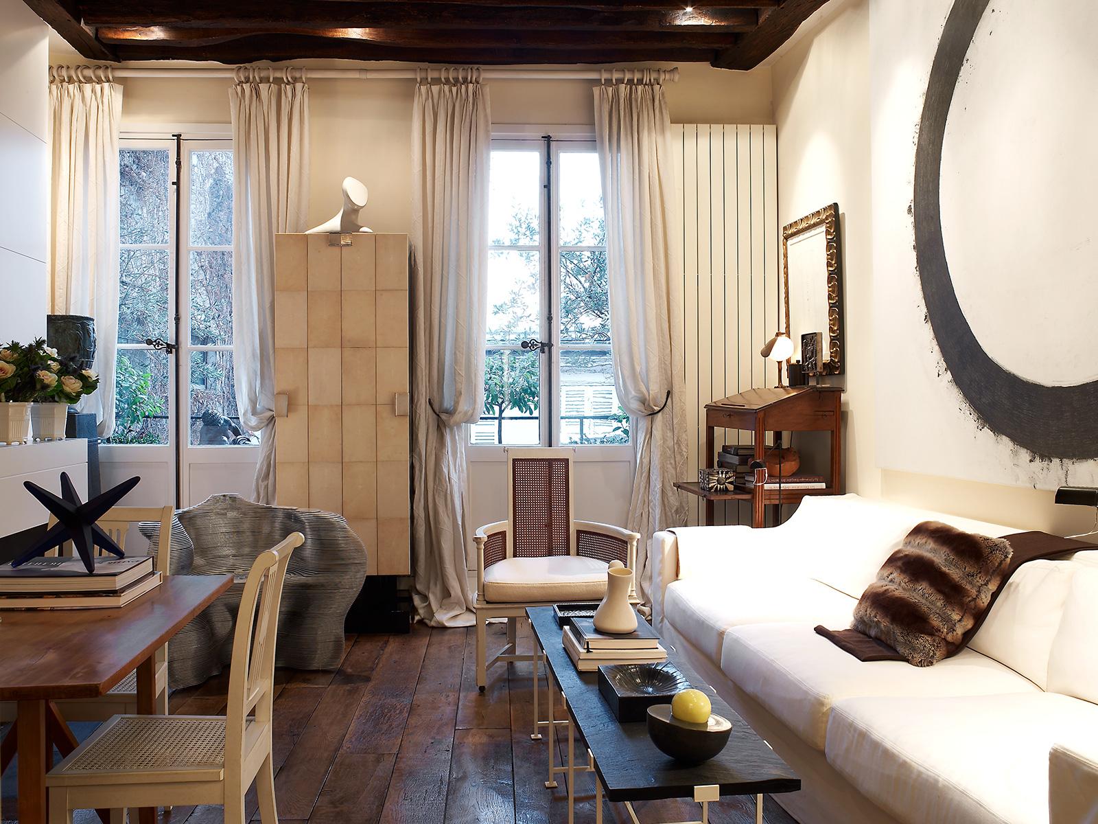 Juan Montoya Design - Pied-à-terre, Paris, France