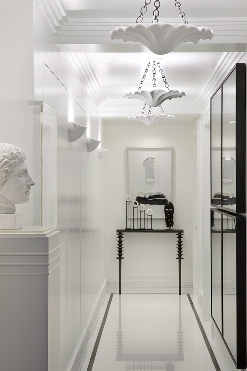 Juan Montoya Design - Upper East Side Apartment, New York